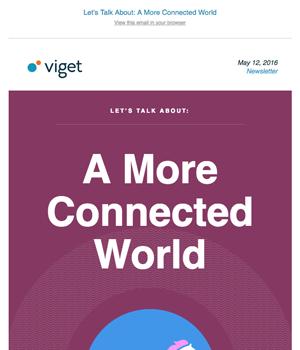 Viget Newsletter